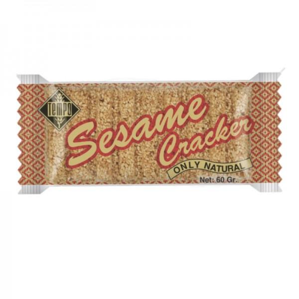 Sesame Cracker Sesam Krokant 60g