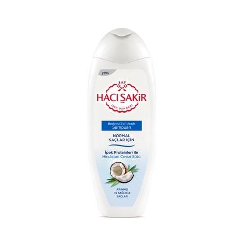 HACI SAKIR 2 in 1 Shampoo & Spülung Kokosmilch