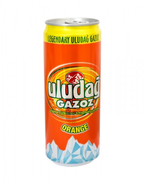 Gazoz Orange 330ml