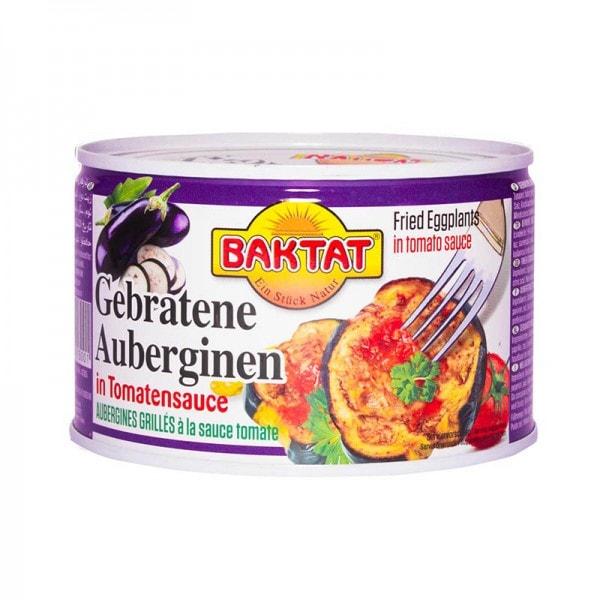 BAKTAT Gebratene Auberginen mit Tomatensauce