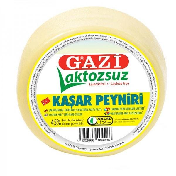 GAZI KASHKAVAL Schnittkäse Laktosefrei