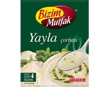 ÜLKER Yayla Suppe