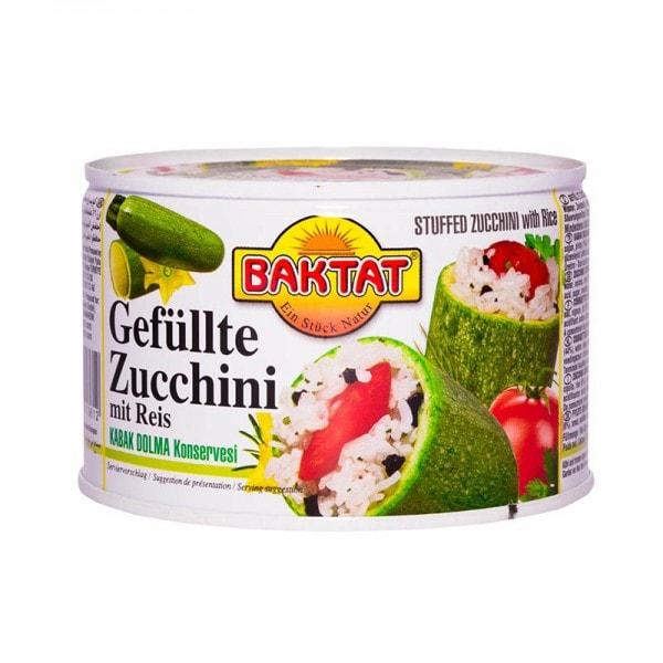 BAKTAT Gefüllte Zucchini mit Reis