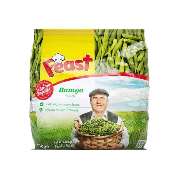 Feast Okra · Bamya