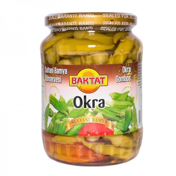 BAKTAT Sultani Okra lang