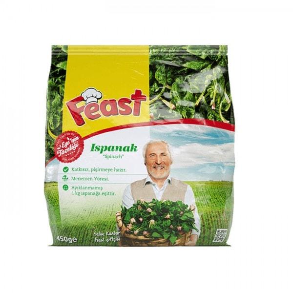 Feast Spinat · Ispanak