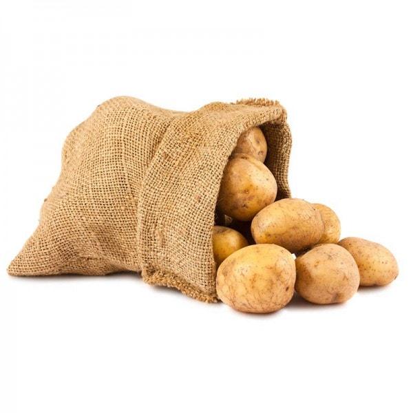 Täglich Frisch Kartoffeln Sack