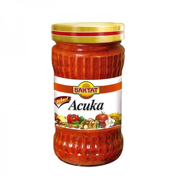 BAKTAT Acuka scharf