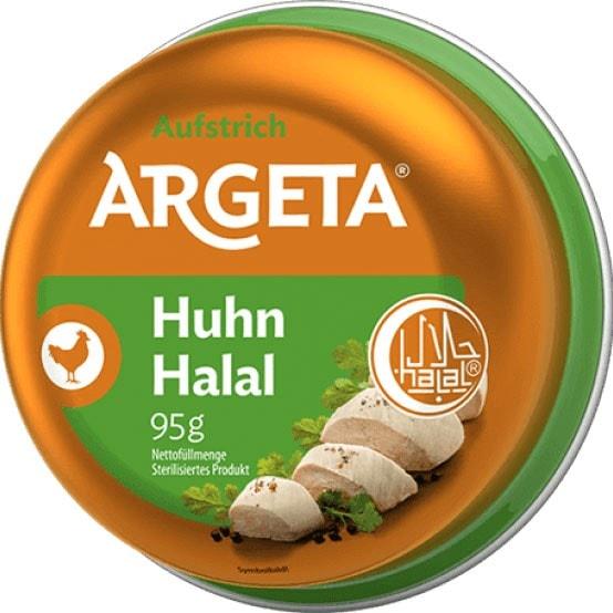 Argeta Halal Hühnchen Aufstrich
