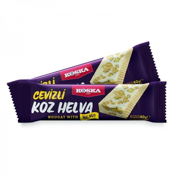 Cevizli Koz Helva - Walnuss Nougat
