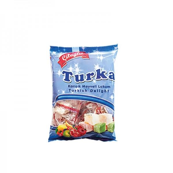 Lokum Turkish Delight Fruchtmix einzeln