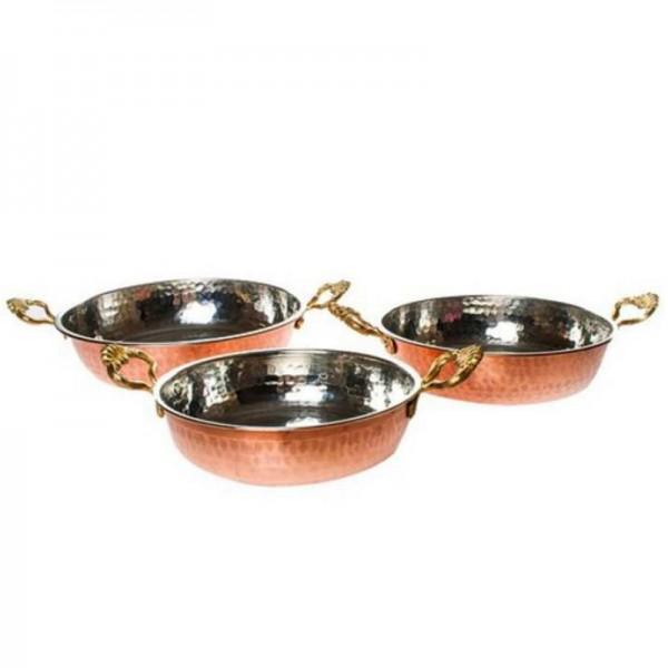 Sahan Pfanne aus Kupfer 14cm