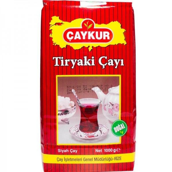 Çaykur Tiryaki Schwarzer Tee