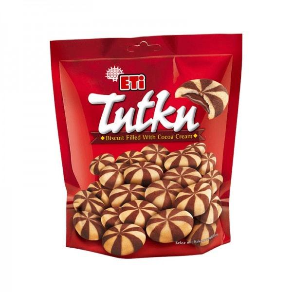 Tutku Mosaik-Kekse mit Kakaofüllung 162g