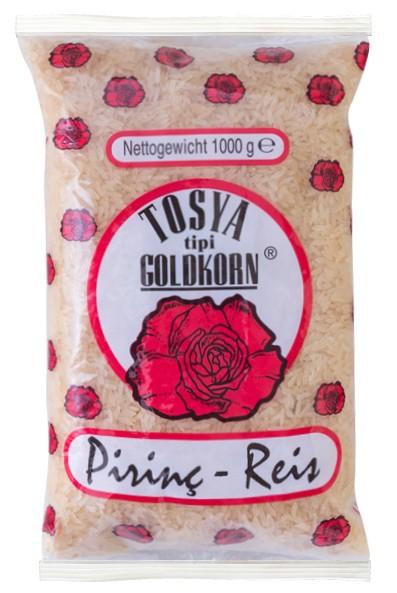 Goldkorn Güllü Parboiled Reis 1 kg