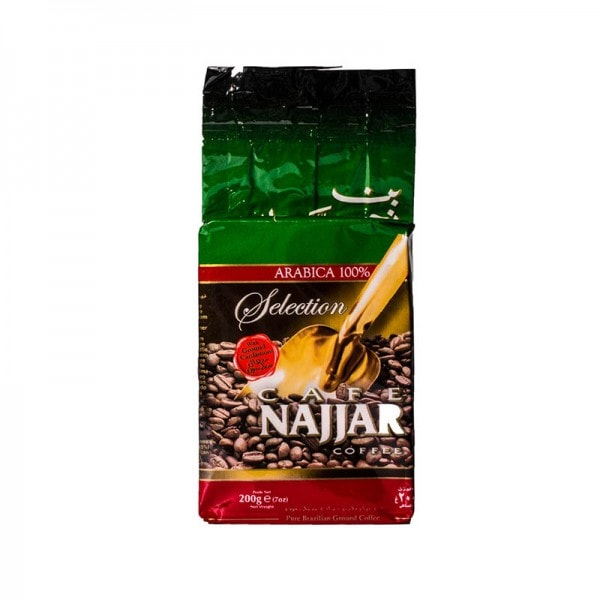 Cafe Najjar Selection Arabica Kaffee mit Kardamom