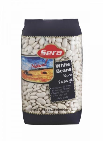 Weiße Bohnen Fasulye 500g