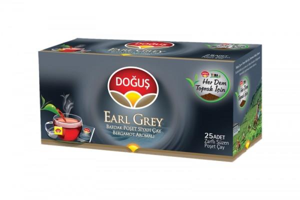 Earl Grey Tee mit Bergamotte 25 Beutel