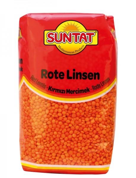Rote Linsen 1 kg