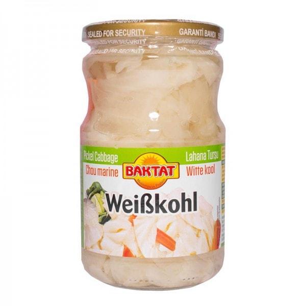 BAKTAT Weißkohl