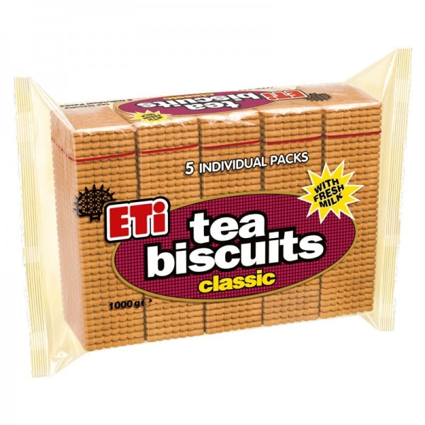 ETI tea biscuits Butterkekse
