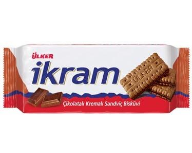 Ikram Schokoladenkekse