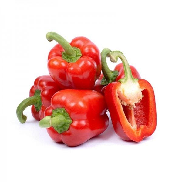 Täglich Frisch Paprika rot (3 Stück)