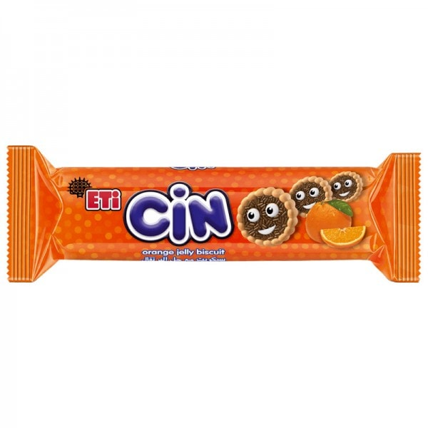 CiN Kekse Orange 96g