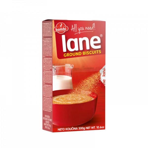 Lane gemahlene Kekse