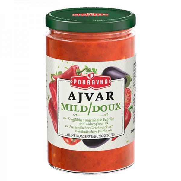 Ajvar mild 690g