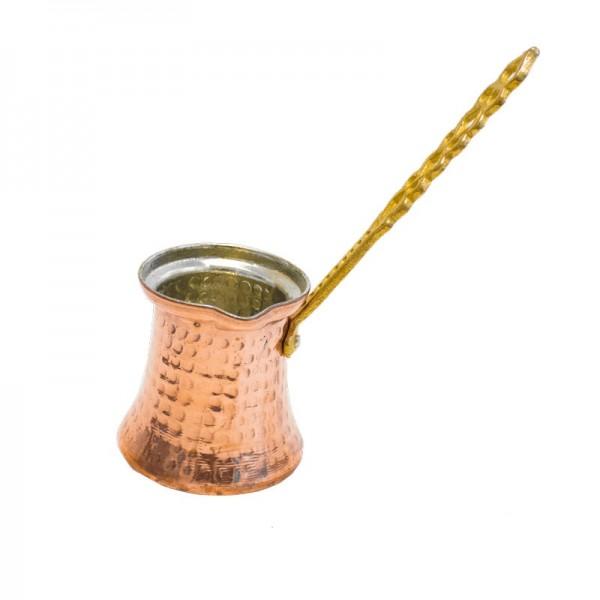 menzir Cezve Kaffeekocher aus Kupfer Gr. 1