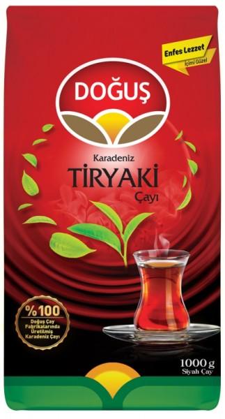 Tiryaki Schwarzer Tee 500g