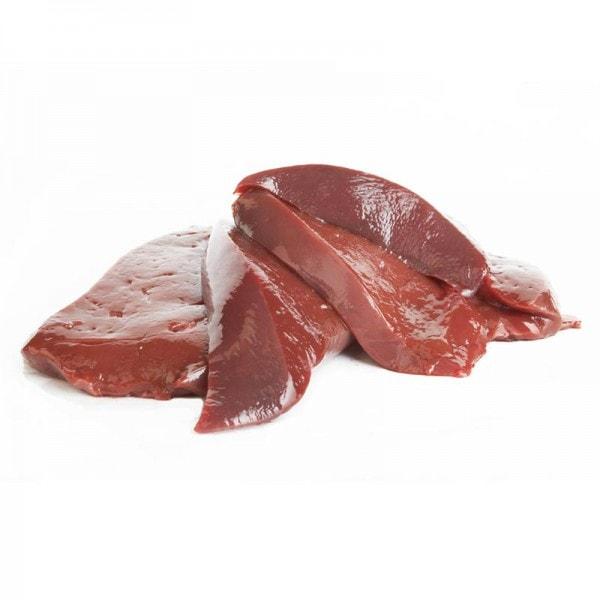 Täglich Frisch Rinderleber