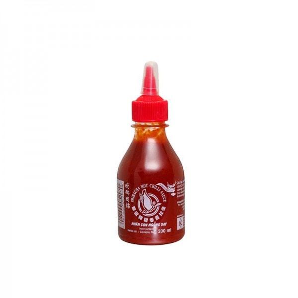 Flying Goose Brand Sriracha Hot Chili Sauce superscharf