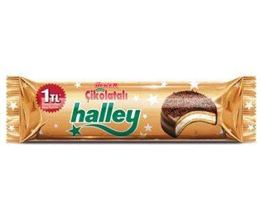 Mini Halley Schokoladenkekse