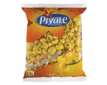 Piyale Manti · Lumachine Rigate