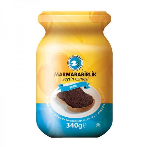 MARMARABIRLIK Schwarze Olivenpaste