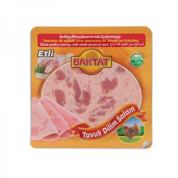 BAKTAT Geflügelfleischwurst mit Grobeinlage