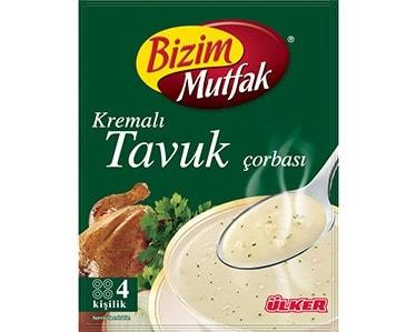 ÜLKER Hühnchen-Creme Suppe