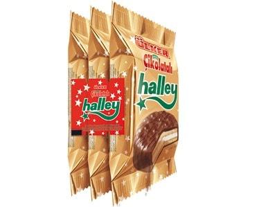 Halley Schokoladenkekse 5er Pack