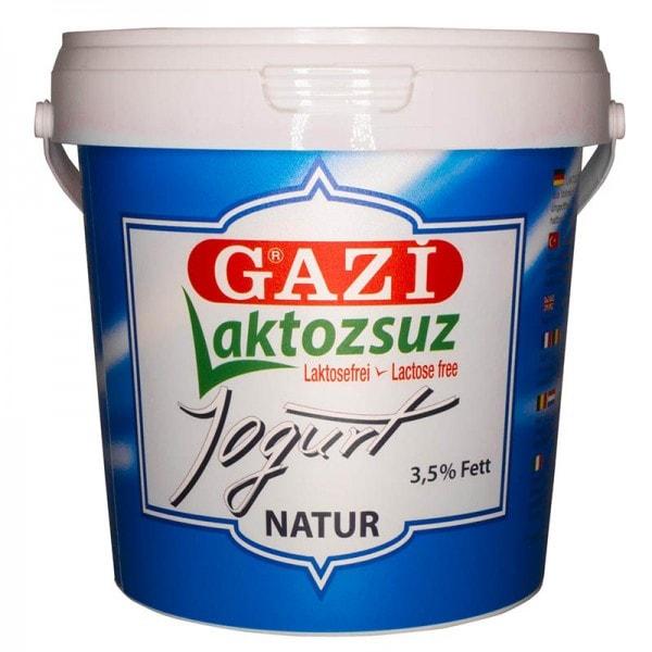 GAZI Joghurt laktosefrei 3,5% Fett