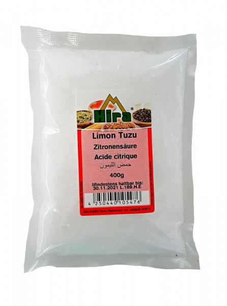 Zitronensäure 400g