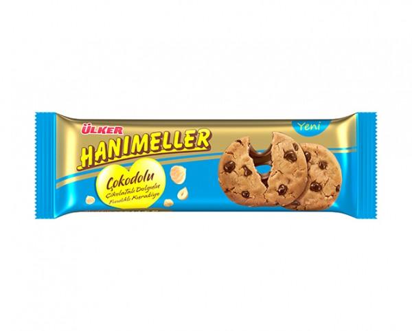 Hanimeller Cokodolu Schokoladenkekse