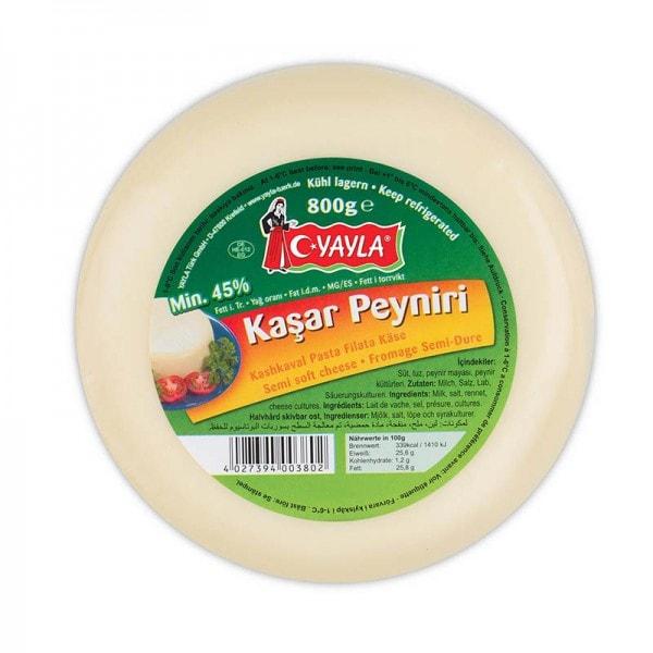 YAYLA Kashkaval Pasta Filata Käse
