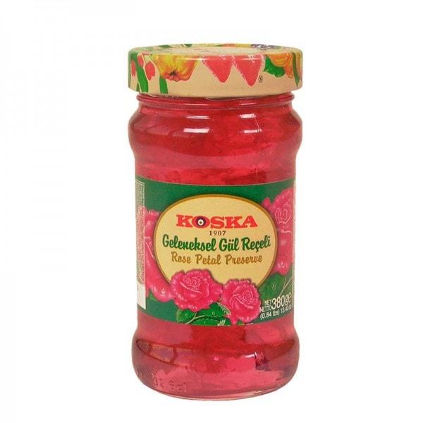 KOSKA Rosenfruchtaufstrich
