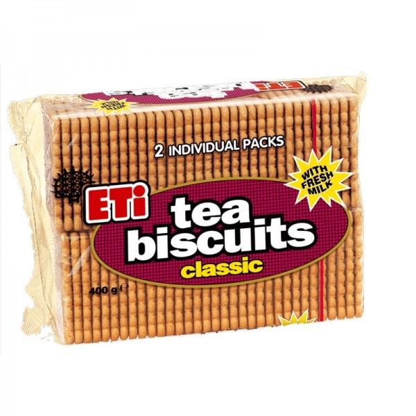 ETI tea biscuits Butterkekse