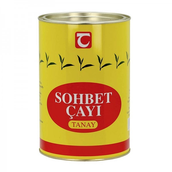 Tanay Sohbet Schwarzer Tee