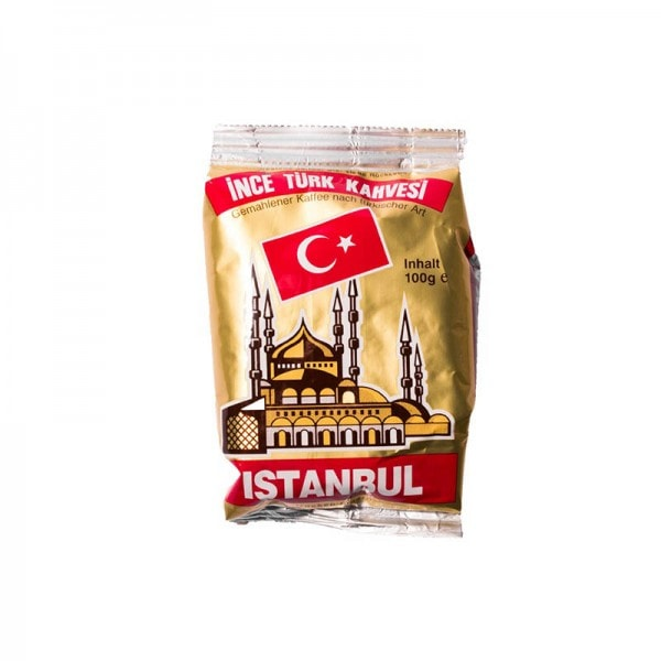 Istanbul Kahve Türkischer Kaffee