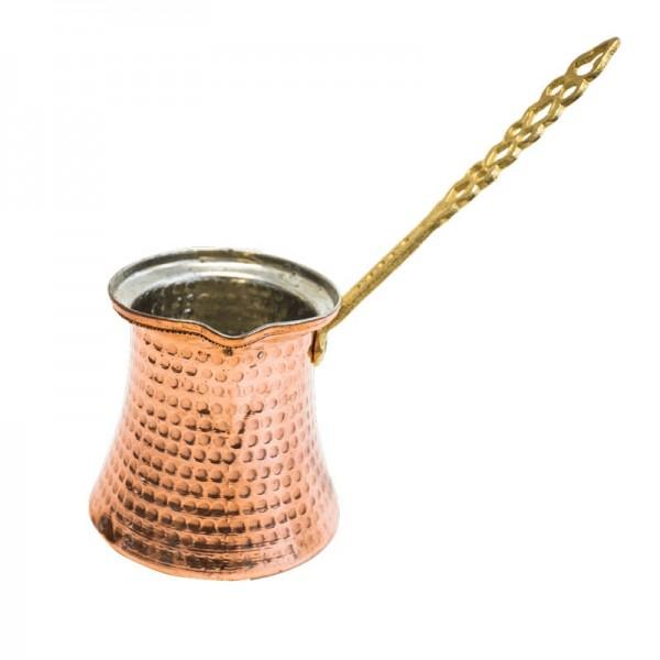 menzir Cezve Kaffeekocher aus Kupfer Gr. 5
