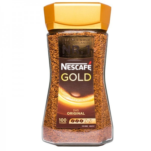 NESCAFE GOLD Instantkaffee